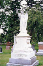 Photo of Susanna Moodie's Monument